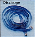 Where to rent HOSE, DISCHARGE 3  X 50  BLUE in Lebanon TN