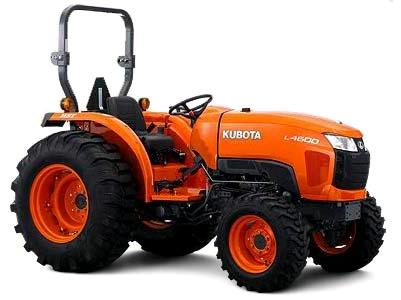 Where to find TRACTOR, KUBOTA L4600 4WD 2372 in Lebanon