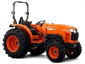 Where to rent TRACTOR, KUBOTA L4600 4WD 2372 in Lebanon TN