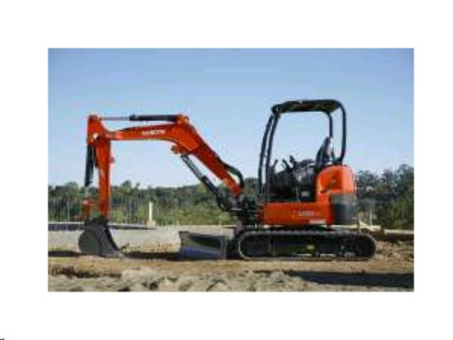 Where to find EXCAVATOR, K U35-4   8550 in Lebanon