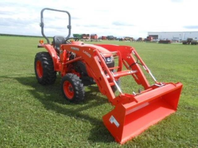 Where to find TRACTOR, KUBOTA L3901   6835 in Lebanon