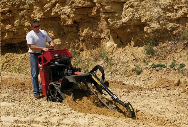 Trx16 8119 Toro Trencher Rentals Lebanon Tn Where To