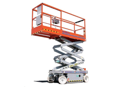 Rent Aerial Lift - Scissor