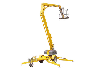Rent Aerial Lift - 4wd
