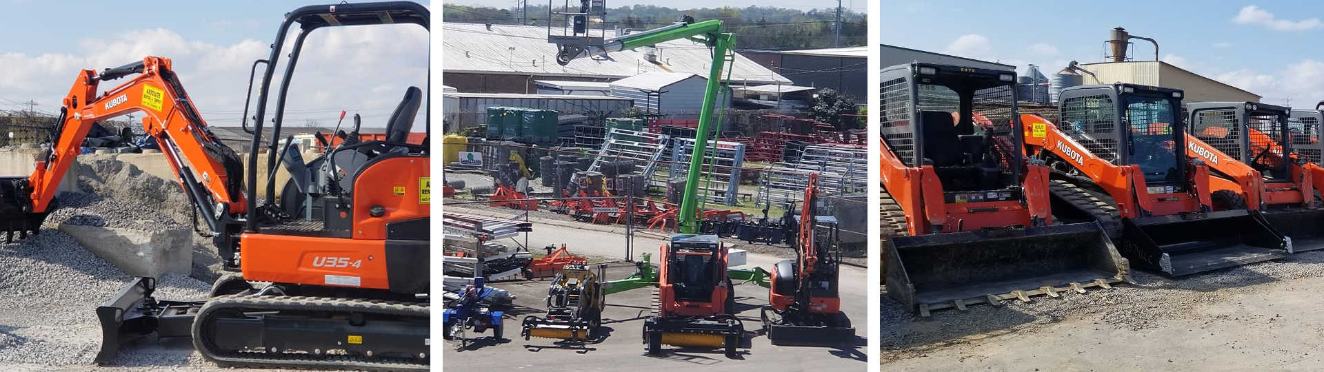 Equipment Rentals in Lebanon